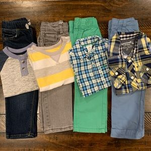 Other - Toddler Size 2T Long Sleeve/Pant Sets